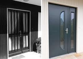 Porte D Entrée Double Meilleur De Dimension Porte D Entree Maison Design  Apsip