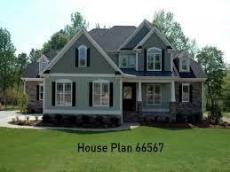 Craftsman Style House Plans Single Story Craftsman House Plans    Craftsman House Plans   Basement Craftsman House Plans   Porch