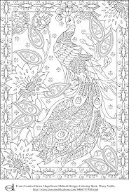 Small Picture Peacock Feather Coloring pages colouring adult detailed advanced