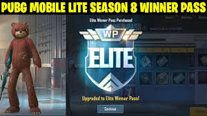 PUBG Mobile Lite Season 8 Max Out ...