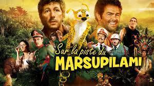 Marsupilami Movie English