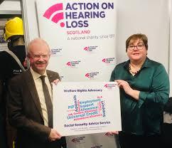 Jobs Deaf People Can Do John Mason Msp John Mason Msp Backs Charitys Social