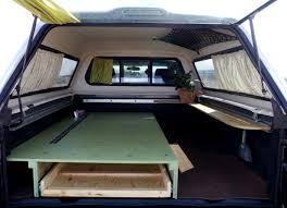 Tiny Trucks Tiny Truck Camper Mini Home In Truck Bed Truck Canopy Camper