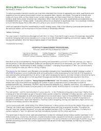 Marine Corps Resume Examples Infantry Team Leader Full List Of