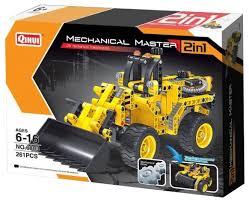 <b>Конструктор QiHui Mechanical Master</b> 6803 Бульдозер купить по ...