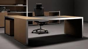 L Shaped Modern Desk Modern Oikos L Shaped Desk With Panel Leg Encino Hudson Zuri