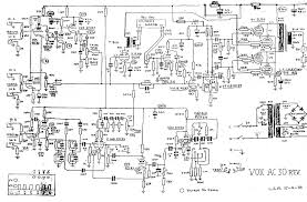 vox vintage circuit diagrams ac30 top boost 1978 diagram