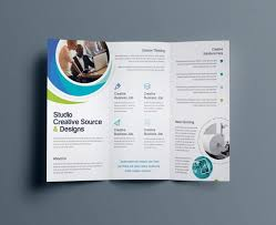 Training Flyer Templates Free 021 Professional Business Three Fold Flyer Template
