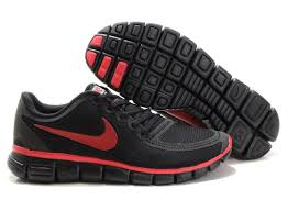 nike running shoes for men black and red. mens cheap nike free 5.0 v4 running shoes black red,nike run 5.0, for men and red n