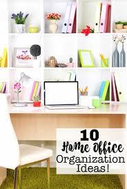 10 home office organization ideas momof6