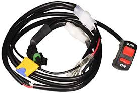 amazon com baja designs 61 11049 wiring harness and switch off road image unavailable