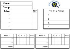 table tennis round robin scoresheet