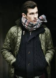 Quilted Jackets Guide - How to Buy, History & Details ... & ... Mens Barbour Model Batesman Quilted Jacket in olive Adamdwight.com