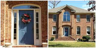 Front Doors Cozy Popular Front Door Front Door Colours Uk Farrow - Farrow and ball exterior colours
