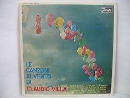 Claudio VIlla, Claudio Villa - Le Canzoni Al Vento Di Claudio Villa -  Amazon.com Music