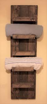 towel rack bathroom towel shelf