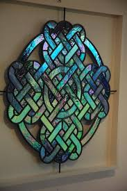 stained glass glass wall art stained