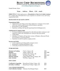 Career Summary Samples Resume And Objective Template Career Examples Information Technology 23