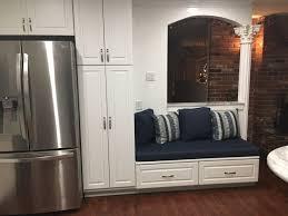 kraftmaid cabinets north bay white