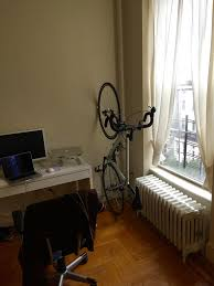 home office storage solutions small home. CLUG Storing A Bicycle Vertically In Small Home Office. Office Storage Solutions M