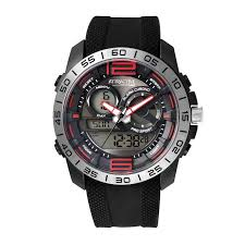 q q de11j301y gents analog digital watch men s watches 745955