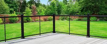 modern cable fence. Modren Fence NOVA II Cable Railing Railing With Aluminum Posts Inside Modern Fence E