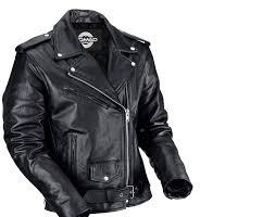 leather biker jacket for men
