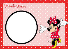 Minnie Mouse Birthday Invitation Templates Free And Engaging