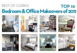 office in bedroom. Top 10 Bedroom \u0026 Office Makeovers Of 2011 In