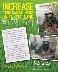 water tank for small garden