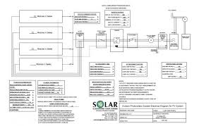 solar system wiring diagram wiring diagram and schematic 6 best images of solar power system wiring diagram rv