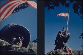 avoiding mergers photography. Contemporary Avoiding 2 Views Of Iwo Jima Monument To Avoiding Mergers Photography