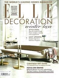 Interior Design And Decoration Magazines
