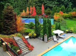color garden. Garden Design Fall Color