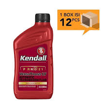 Kendall Versatrans Lv Automatic Transmission Fluid Full Synthetic Oli Pelumas 946 Ml X 12 Pcs