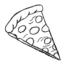 30 Pizza Coloring Pages - ColoringStar