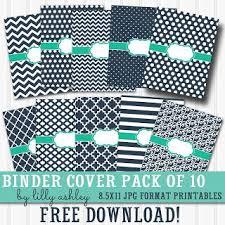 Free Printable Binder Covers Free Printable Binder Covers Pack Of 10 Home Management Binder