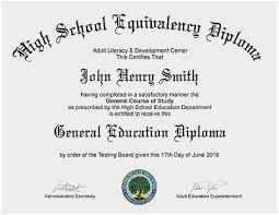 School Graduation Certificate Sample Great 7 Blank High School
