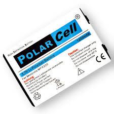 PolarCell Akku für Motorola MPx220 mit ...