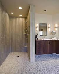 Doorless Shower Design Pictures Top 36 Best Walk In Shower Ideas For 2020 Go For Showers