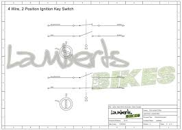 simple wiring diagram motorcycle wiring diagrams and schematics simple motorcycle wiring diagram cushman