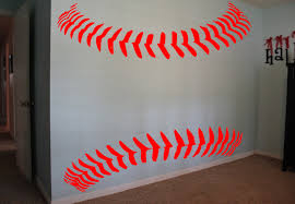 Softball Bedroom Baseball Decor For Boys Room