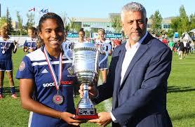 LA <b>GALAXY</b> OC <b>WOMEN</b> WIN UWS CHAMPIONSHIP • SoccerToday
