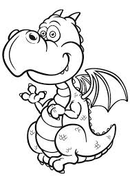 Click the button below to get instant access to these worksheets for use in the classroom or at a home. 6 Dragon Coloring Page Coworksheets