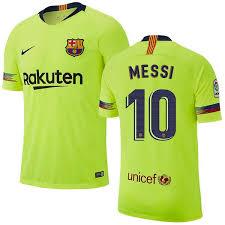 Messi Barcelona Away Messi Away Jersey Jersey