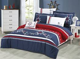 nautical bedding 7 piece duvet cover set home apparel