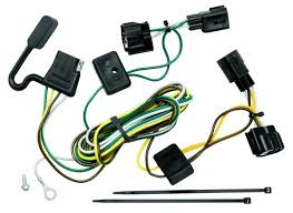 jeep wrangler tj trailer wiring kit hitch warehouse