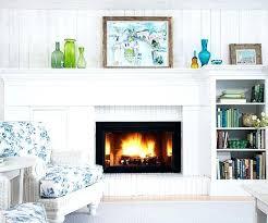 painting brick fireplace white fireplace 4 painting my brick fireplace white