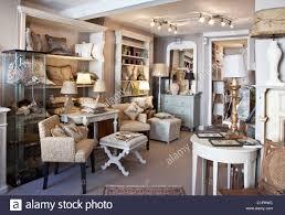 The Living Room Furniture Shop Furniture Shop Interior Colour Stock Photos Furniture Shop