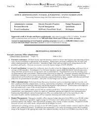 Accomplishment Resume Template Nguonhangthoitrang Net
